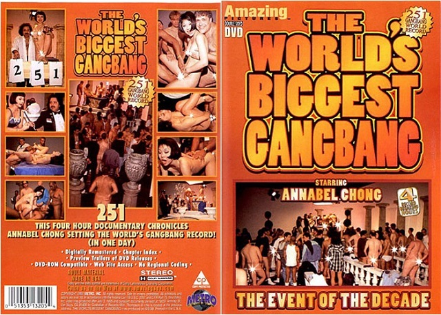 best 90s porn films worlds biggest gangbang