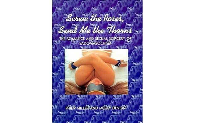 best bdsm non fiction books screw the roses send me the thorns
